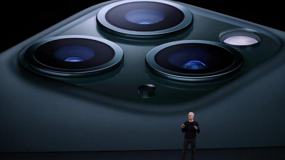 Tim Cook Keynote Apple 2019